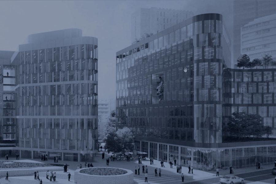 ATELIER 234 / BIM MANAGEMENT / Immeuble City Défense